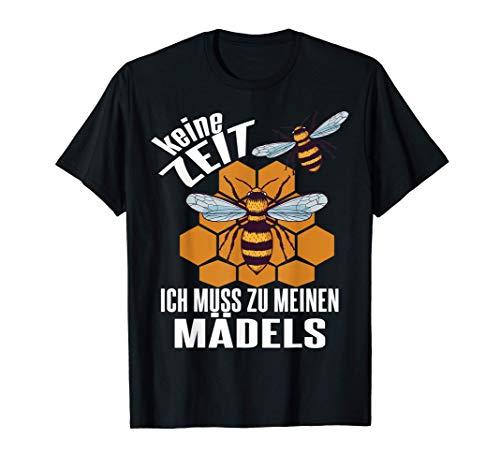 Bienen Hummel Wildbiene Honigbiene Drohnen Biene T-Shirt