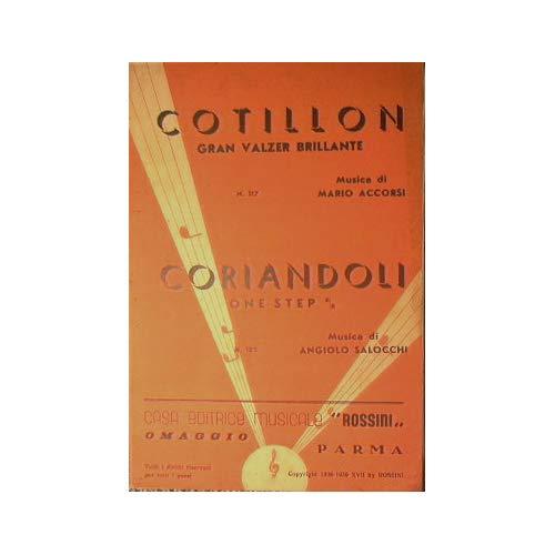 Cotillon ( gran valzer brillante ) - Coriandoli ( one step 6/8 )