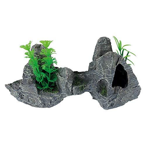 TRIXIE - 87848 - Pont/Plantes - 26 cm