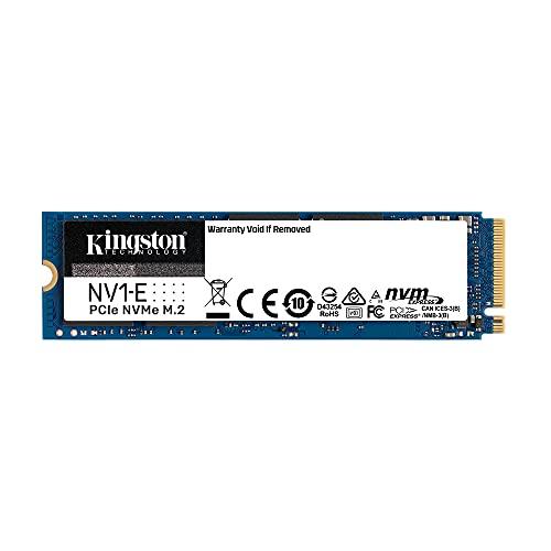Kingston SSD NV1-E 2000GB 2TB M.2 2280 NVMe PCIe 3.0×4 SNVSE/2000G 正規代理店保証品 3年保証