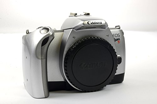 Canon EOS Rebel Ti 35mm SLR Camera (Body Only--No Lens)