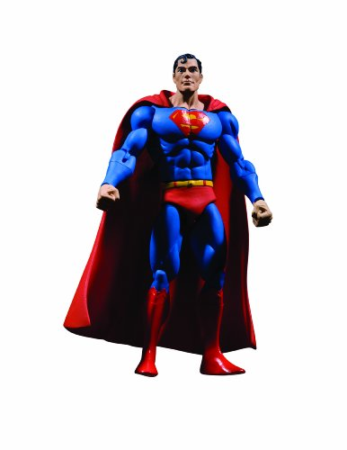 History of The DC Universe: Series 3: Superman Action Figure