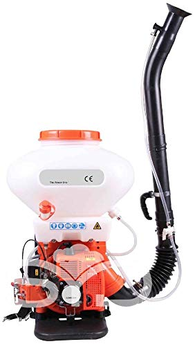 Atomizador de mochila para polvos o líquidos. 25 litros