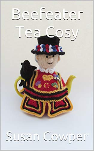 Beefeater Tea Cosy: Knitting Pattern (English Edition)