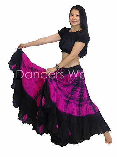 Dancers World Elegant Sleeved Choli Belly Dance Dancing Costume Top UK 12//14-24 16-20, Dark Bluey Purple M L XL to 4XL