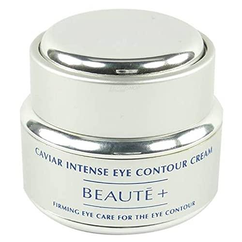 Beaute+ - Caviar Intense Eye Contour Cream - Fermeté Eye Care - 3 x 15ml