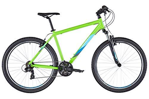 "SERIOUS Rockville 27,5\"" Green/Blue Rahmenhöhe 38cm 2020 MTB Hardtail"