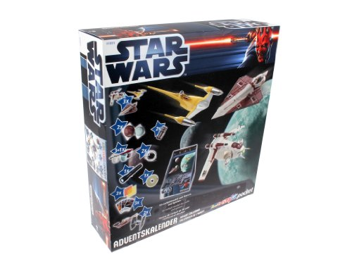 Revell 01006 - Star Wars - Adventskalender 2012
