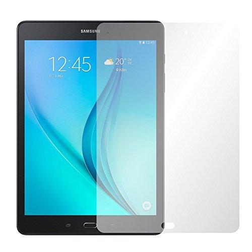 Slabo 2 x Displayschutzfolie für Samsung Galaxy Tab A (9,7 Zoll) WiFi T550N Displayschutz Schutzfolie Folie Crystal Clear KLAR