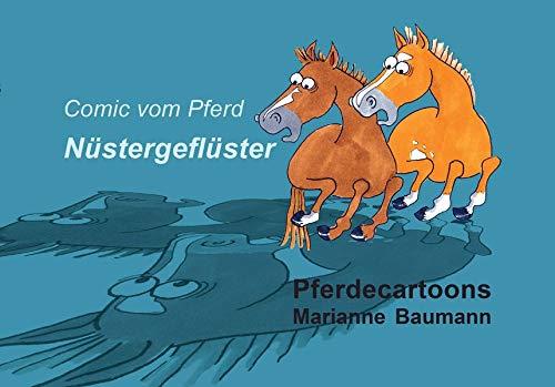 Comic vom Pferd Nüstergeflüster: Pferdecartoons