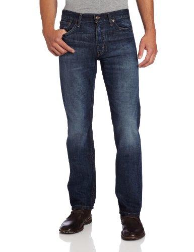 Levi's Men's 513 Slim Straight Jean, Quincy, 34x32