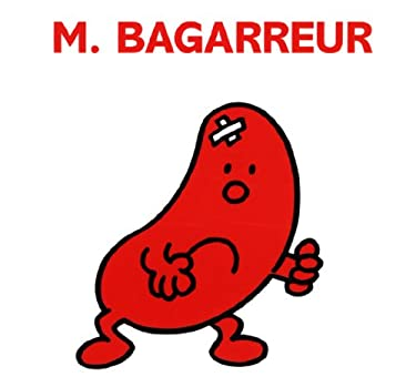 Monsieur Bagarreur (Collection Monsieur Madame) (French Edition)
