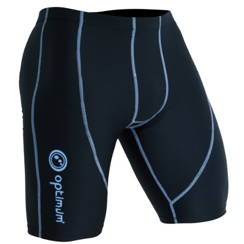 OPTIMUM Pulse Top Protection épaules Homme - Noir - Large