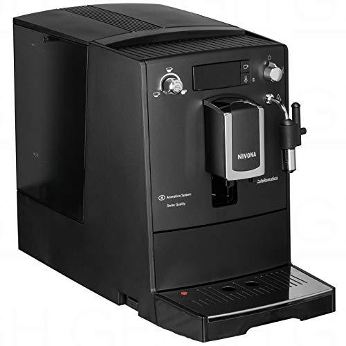 Nivona NICR 520 Caferomatica Kaffeevollautomat, 2.2 liters, Mattschwarz