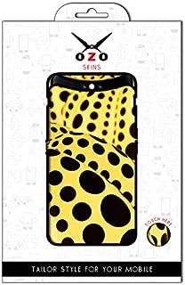 لاصقة حماية من اوزو برسمة اليايو الصفراء لموبايل Nokia 6.2