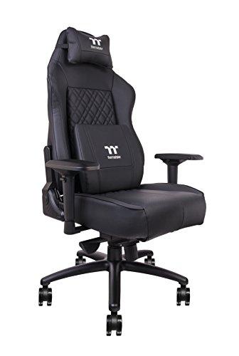 Tt eSPORTS X Comfort Air Sedia da Gaming, Nero