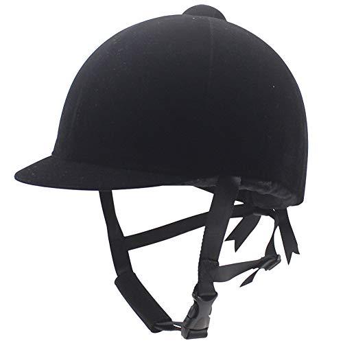 KOET Reithelm, ABS, Sicherheits-Kopfbedeckung, verschleißfest und leicht zu tragen, mit Lüftungsschlitz, für Damen und Herren