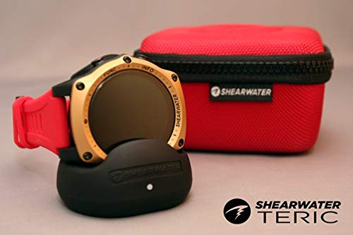 Shearwater Research Limited Edition Teric Wrist Dive Computer (Gold) 3