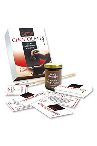 Le jeu des défis chocolatés