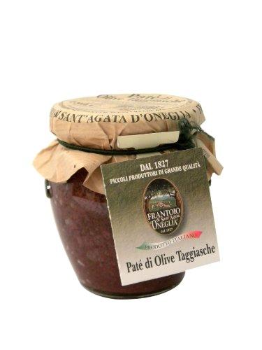 Frantoio Sant'Agata - Patè di Olive Taggiasche 180g