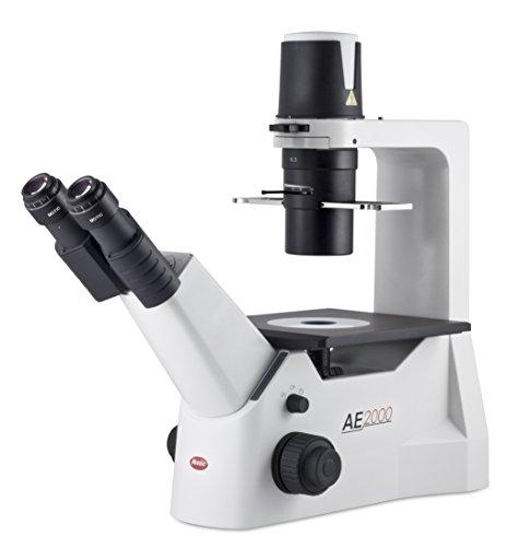 Mikroskop Motic AE-2000 Binokular Halogen