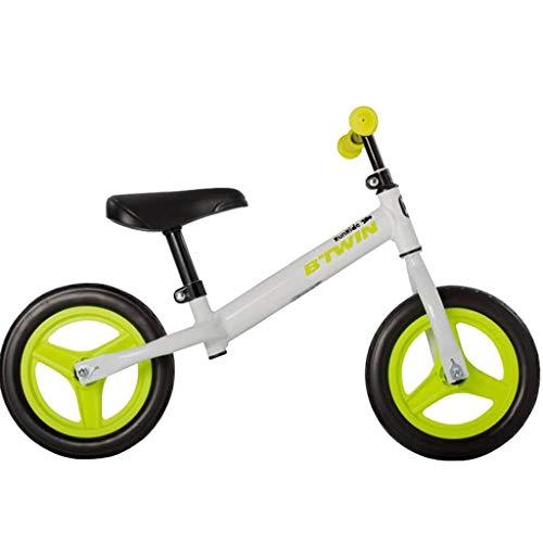 Balance De Bicicletas, Bicicletas Sin Pedal De Vespa Con El Reposapiés, Niño Bicicleta De Entrenamiento Durante 18 Meses, 2, 3, 4 Y 5 Años De Edad Los Niños, Empuje Las Bicis For Niños Pequeños