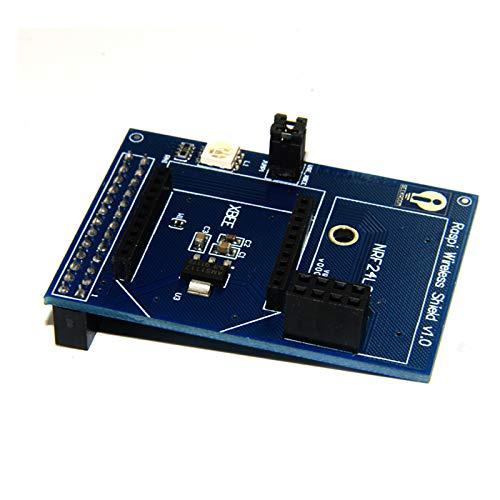 ILS - Consiglio Shield wireless per Raspberry Pi Support Zigbee-Xbee NRF24L01 NRF24L01 + RFM12B-D fai da te Part