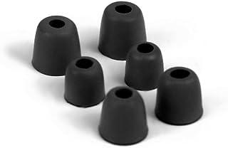 KZ Isolatie Memory Foam Tips In-Ear Vervanging Oordopjes 3 paar (zwart)