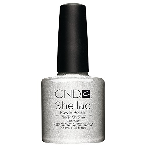 CND Shellac Vernis Gel Silver Chrome 7,3 ml