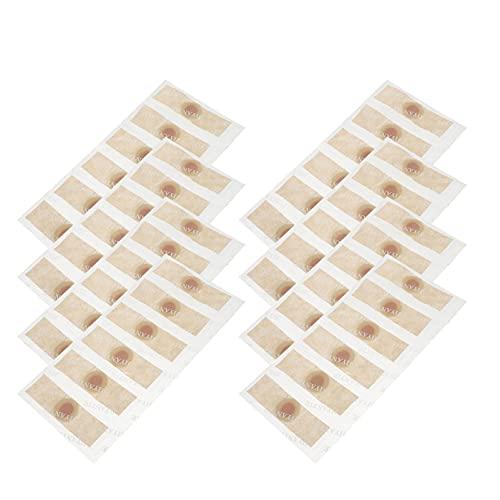 DOITOOL 42 Vellen Wart Remover Wart Removal Pleisters Pad Foot Corn Removal Gips Met Gat Relief Pijn Verwijderen Wratten…