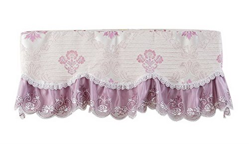 Gentle Meow All-Inclusive Air Conditioning Cover 1.5P Hanging Anti-dust Cover Purple Florals