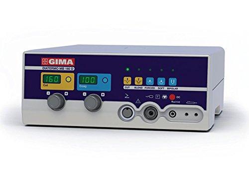 Gima 30629 Diatermo MB 160D Mono-Bipolar, 160 W