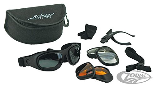 Gafas y Convertibles Bobster Sport Street II Biker Moto Custom Bobber Chopper Cafè Racer