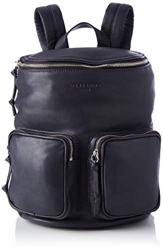 Liebeskind Berlin Tamora Backpack, Borsa Shopper da Donna, Cielo di Mezzanotte, Medium