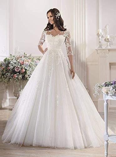 Vestido De Novia De Ganchillo