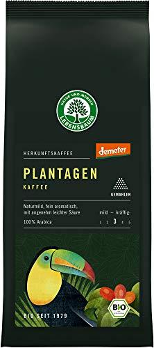 Lebensbaum Bio Plantagen Kaffee, gemahlen (2 x 250 gr)