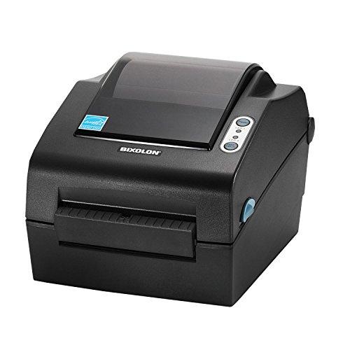 Bixolon SLP-DX420 - Impresora Térmica Directa de Escritorio 203dpi, Paralelo, Serial y USB