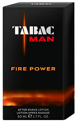 Tabac Original Man Fire Power After Shave Lotion, 50 ml