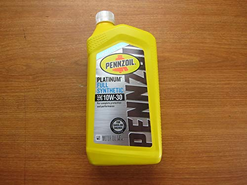 Mopar 1 Quart of Pennzoil Platinum Full Synthetic SAE 10W-30 Oil