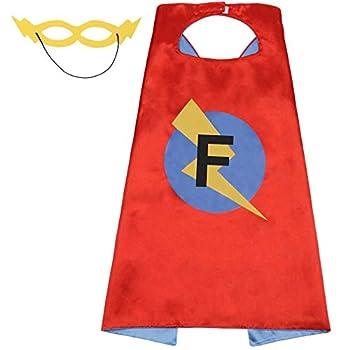 SZD Girls Superhero Costume for Kids,Toddler Halloween Costume Boys,Birthday Cape
