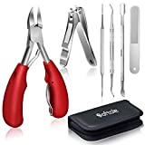 Best Toe Nail Clippers - Thick Toenail Clippers Nail Clippers for Ingrown Toenails Review