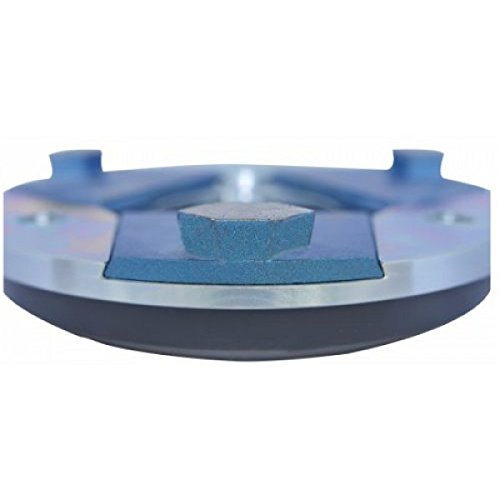Onfloor 16 Grit Train Segment Diamonds, Pack of 3 for Onfloor 16 Inch Floor Resurfacing System Model. Best for Epoxy Removal, Urethane Coatings, Concrete Fillers and Thin Set.