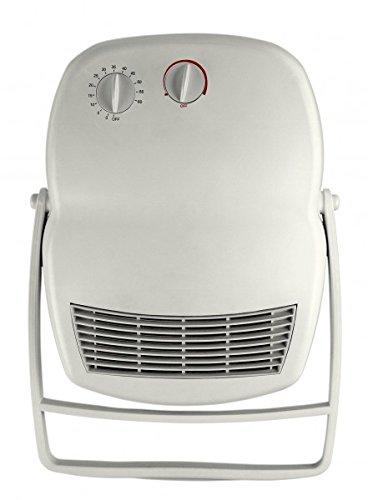Team-Kalorik-Group baño Calefactor KA HL 5Termoventilador 2000W con toallero fabricado en italia.