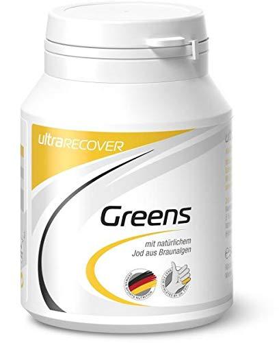 Ultra Sports Greens, 90 Kapseln Dose
