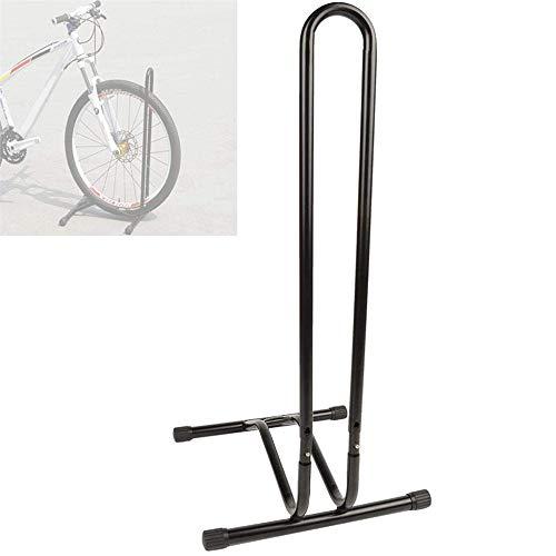 LOVEHOUGE Portabicicletas Estar Acero Bicicleta De Pie Estante Poseedor para Bicicletas De Montaña Ideal para Casa,Cuartos De Almacenamiento,Garajes