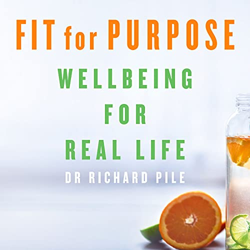 Wellbeing For Real Life cover art