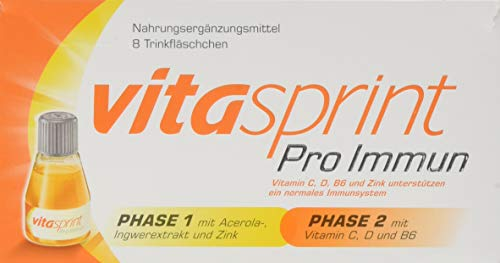 VITASPRINT Pro Immun, 1er Pack (8 x 25 ml = 200 ml)