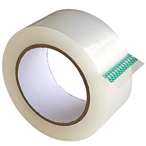 最安値挑戦!スピード梱包!OPPテープ 幅48mm×長さ100m巻×厚さ0.065mm 5巻 ガムテープ 梱包テープ 粘着テープ 透明