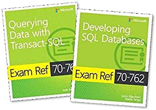 Best mcsa sql server book Reviews