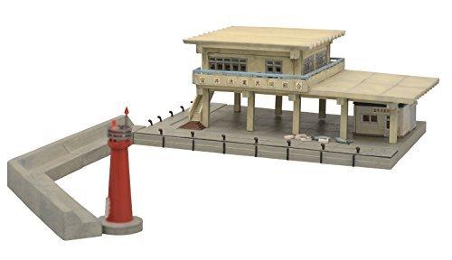TomyTEC 229186 – Port de pêche modèle ferroviaire Accessoires